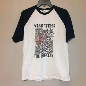 Vlad The Impaler Mens T-shirt